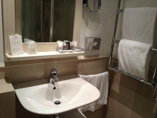 Hotel Laurus al Duomo: Ванная комната