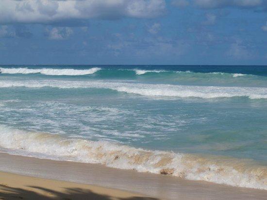 Macao Beach: Море волнуется два
