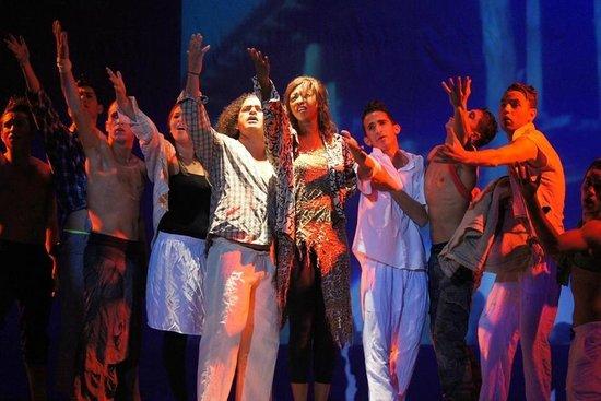 Seabel Rym Beach : des danses magnifiques