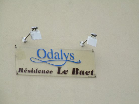 Residence Odalys Le Buet: Résidence d'Odalys