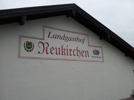 Brauerei Gasthof Forsting: The Building