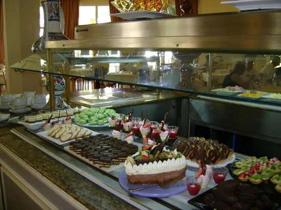 IBEROSTAR Averroes: desserts