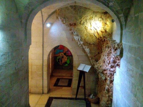 Church of Saint Anne: в церковных подземельях