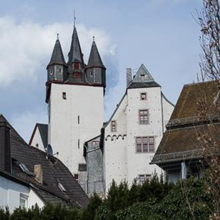Grafenschloss-Jugendherberge Jugendgästehaus Diez: JH Diez