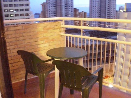 MedPlaya Hotel Rio Park: Room 1210 balcony