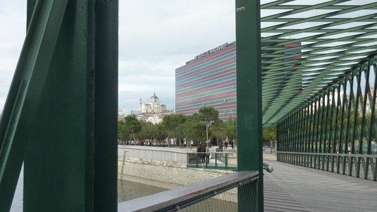 NH Madrid Ribera del Manzanares: hotel