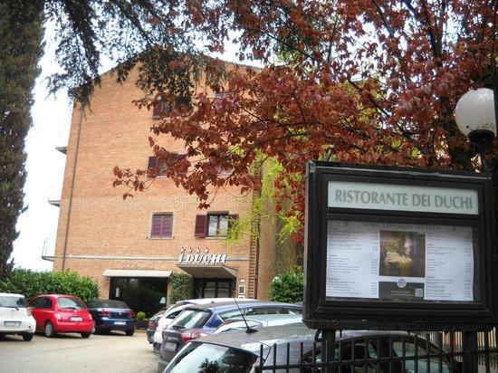 Hotel Dei Duchi: Esterno