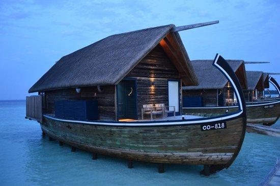 Cocoa Island by COMO: Dhoni suite