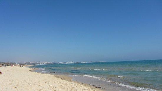 Hotel Palace Hammamet Marhaba: Meer