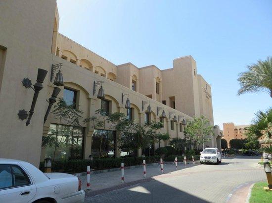 InterContinental Aqaba Resort: main building