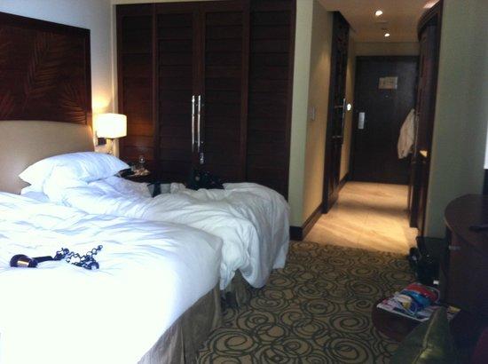 Sofitel Dubai Jumeirah Beach : room 516 5th floor