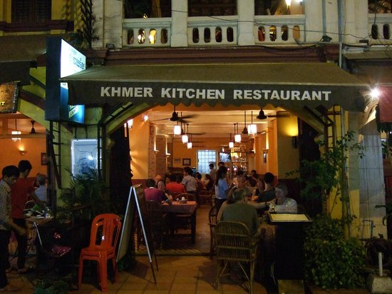 Khmer Kitchen Restaurant Siem Reap