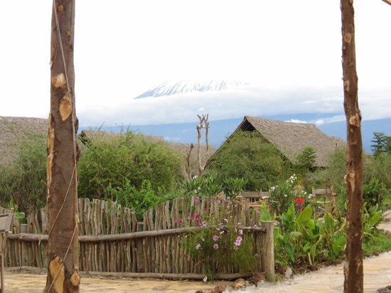 AA Lodge Amboseli : der
