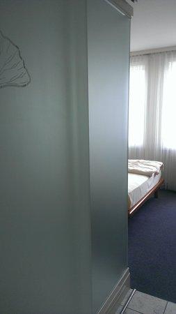 Quality Hotel Ambassador Hamburg: Zimmer