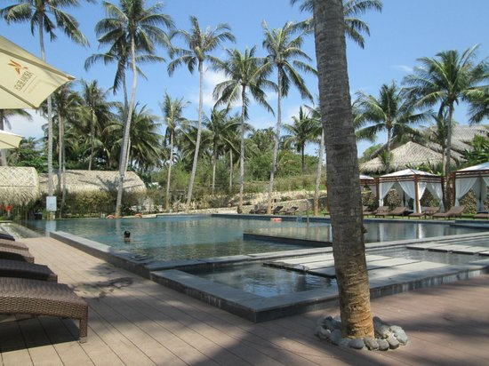 Aroma Beach Resort & Spa, Muine: relaxing ambience
