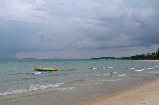 Bintan Lagoon Resort: Beach