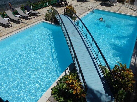 Hotel Bois Joli: piscine