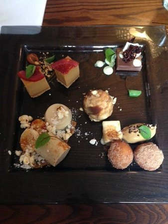 The Ginger Pig : Dessert