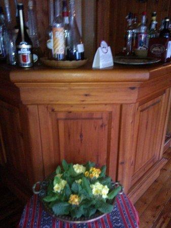 Hotel Villa Anna Maria : L'angolo bar