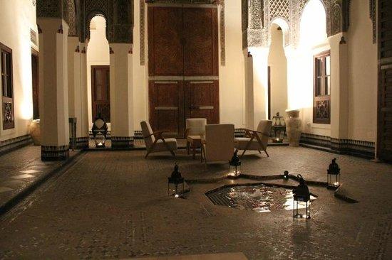 Hotel & Spa Riad Dar Bensouda : Le patio