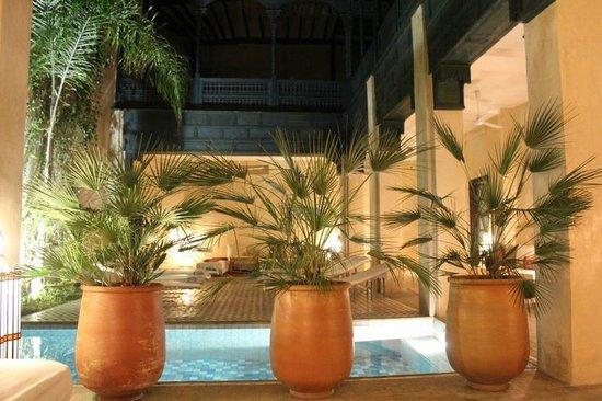 Hotel & Spa Riad Dar Bensouda : Autour de la piscine