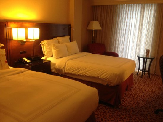 Houston Marriott West Loop by the Galleria : Twin room