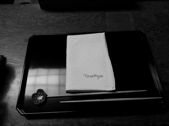 Tenyu : Place setting