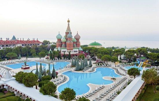 WOW Kremlin Palace: General View