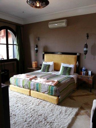 Villa Amira et SPA : LA CHAMBRE