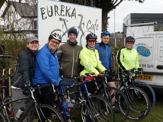 Eureka Cyclists Cafe and Shop