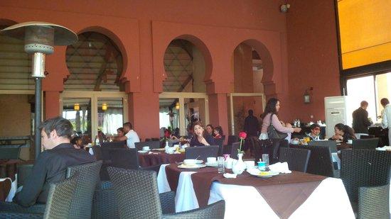 SENTIDO Kenzi Menara Palace: Breakfast buffett