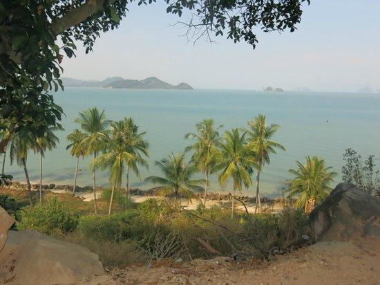 Koh Yao Yai: sea view
