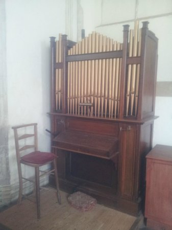 Felbrigg Hall: Small Church Organ