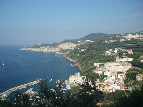 City Sightseeing Sorrento - Day Tours: Views over Sorrento