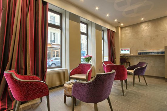 Hotel Villa Margaux Opera Montmartre