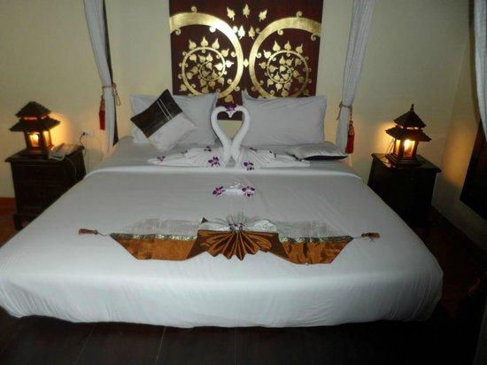 Boomerang Village Resort : Our bedroom