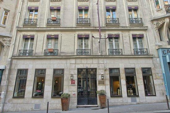 Facade Parisienne Picture Of Hotel Villa Margaux Opera