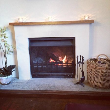 The Lighthouse: Fire Place
