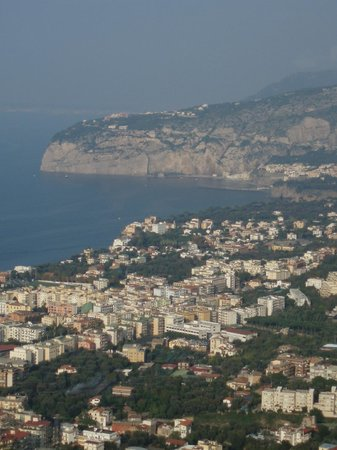 City Sightseeing Sorrento - Day Tours: Lots of height gained