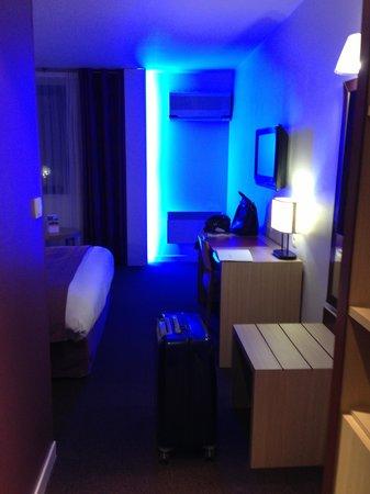 Holiday Inn Blois Centre : The room