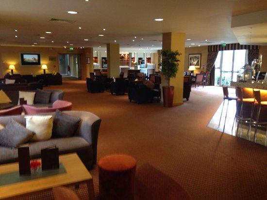 Alexandra House: The Lounge