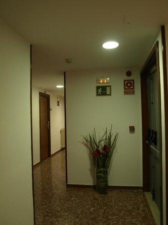 Catalunya Express : pasillo