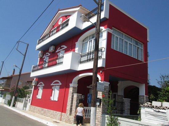 Evangelia Karali Apartments