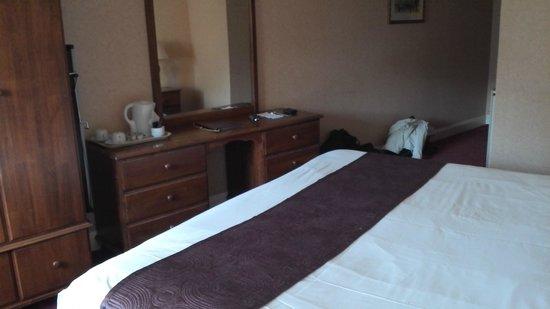 Roundhouse Hotel Bournemouth: Hmmmm