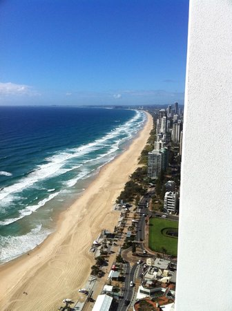 Peppers Soul Surfers Paradise : What a beach