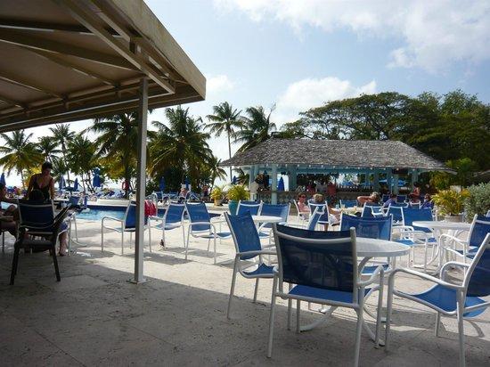 St. James's Club Morgan Bay: Main Pool area