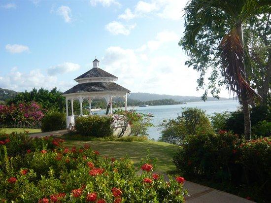 St. James's Club Morgan Bay: Wedding Gazebo