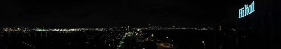 Hilton San Diego Airport/Harbor Island: Night View