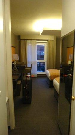Hotel Ariane : 部屋1