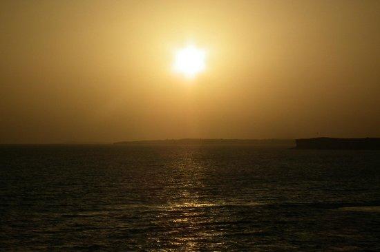 I.N.S.Khukery: Sunset @ INS KHUKRI
